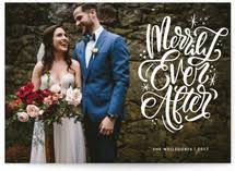 wedding cards minted