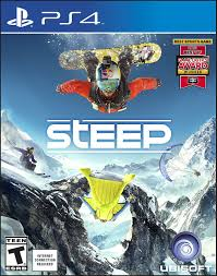 amazon video game black friday flash amazon com steep playstation 4 standard edition ubisoft video