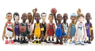 mindstyle x coolrain nba collectible figurines sportsvibe