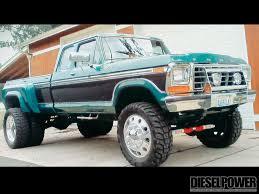 Ford Diesel Utility Truck - team ford diesel power challenge 2012 photo u0026 image gallery