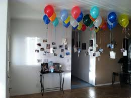 birthday balloons for him birthday ideas for boyfriend who has everything image