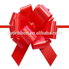 new car gift bow hot garland flower pull ribbon gift bow for wedding car