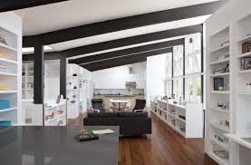 Study Space Design Architecture Awesome Study Room Design In Bright Interior From