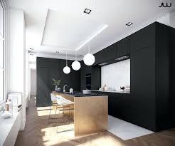 cuisine blanche et noir cuisine noir et blanc et bois utoo me