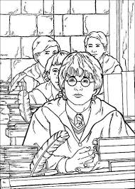 harry potter 064 coloring
