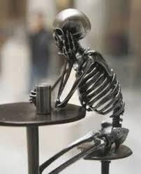Flip Table Meme Generator - photos picture of waiting skeleton drawing art gallery