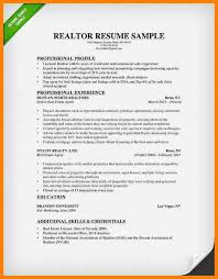 Resume Sample For Real Estate Agent by 6 Resumes For Real Estate Agents Forklift Resume