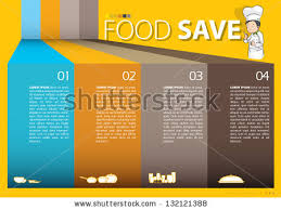 vector template kitchen knowledge kitchen template stock vector