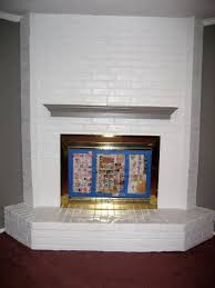 steps to use brick fireplace paint u2014 jessica color
