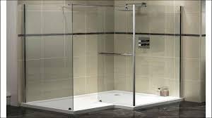 Glass Block Bathroom Ideas Country Bathroom Walk In Shower Grey Decoration Bathroom Shower