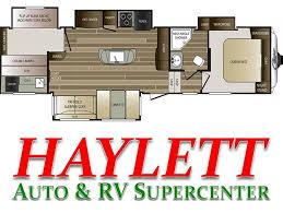 Cougar Trailer Floor Plans 2017 Keystone Cougar 336bhs Fifth Wheel Coldwater Mi Haylett Auto