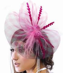hair decorations cheap wedding hat pink hair cap hair decorations flower headdress