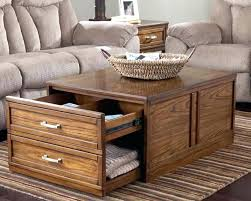 wood coffee table with storage coffee table with storage storage table with drawers furniture ideas