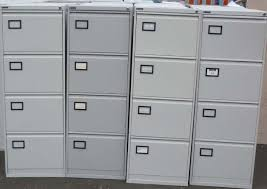 Metal Filing Cabinet Lofty Design Used Office File Cabinets Modest Decoration Filing