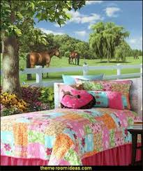 Girls Horse Themed Bedding by Horse Theme Bedrooms Girls Horse Themed Bedroom Ideas Future