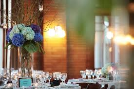 curly willow centerpieces hardly blue hydrangea and curly willow centerpieces