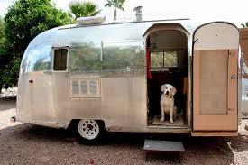 airstream trailers on vintage seekers wanderlust pinterest