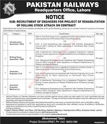 civil engineering jobs in dubai for freshers 2015 mustang pakistan railways jobs 2016 january for civil mechanical