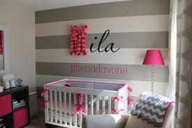 Pink And Grey Nursery Decor Adorable Grey And Pink Nursery Decor Unique Interior Home