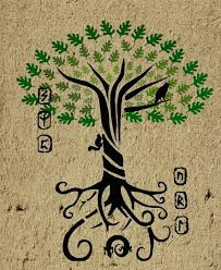 yggdrasil the tree by duende14 on deviantart