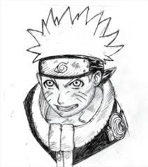coloring page naruto drawing book fresh at collection animal