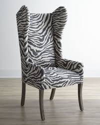 Leopard Print Accent Chair Animal Print Accent Chairs Foter