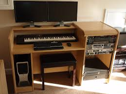 home studio workstation desk brilliant home recording basics the online bass sessions recording