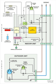 air conditioner motor wiring diagram wiring diagram simonand