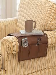Armchair Remote Caddy Sofa Armchair Organizer Chair Caddy Couch Pocket Organizer