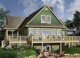 Daylight Basement Plans Small Romantic House Plans House Plans