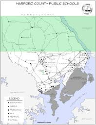Baltimore County Zip Code Map by Hcps Partnerships Network