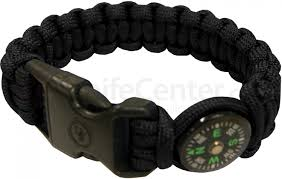 black survival bracelet images Ust ultimate survival paracord survival compass bracelet black jpg