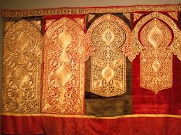 moroccan art history file 19th century moroccan ceremonial hanging jpg wikimedia commons