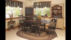 primitive dining table set perfect for every kitchen witchbest 25