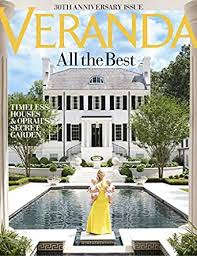 New Homes Ideas 2016 Full Year Issues Collection Veranda Amazon Com Magazines