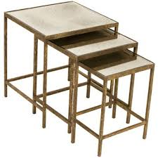 crate and barrel nesting tables nesting tables