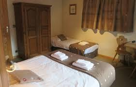 chambre familiale hôtel le dahu familiale