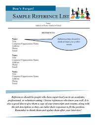 Copy Of A Resume Should A Resume Have References Resume For Your Job Application