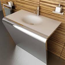corian table tops vasque 罌 poser rectangulaire en corian箘 en acier inoxydable