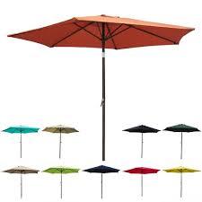 8 Patio Umbrella Patio Umbrella 8 Foot Free Shipping Today Overstock 10578111