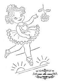 513 bale4 images ballerina coloring pages