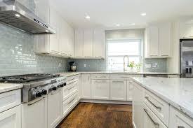 Backsplash Wallpaper For Kitchen White Kitchen Subway Tile Backsplash Color Schemes For Kitchen
