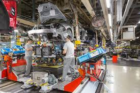 nissan leaf price uk 50 000th nissan leaf electric car built in u k plant