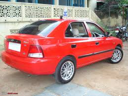 modifications of hyundai accent www picautos com