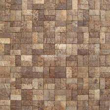 brick design mosaic coconut tiles jh k09 gimare china