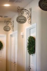 how to make a dark hallway feel brighter with contrast and paint
