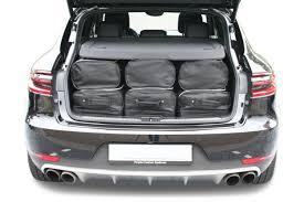 porsche family car macan porsche macan 95b 2014 present car bags travel bags