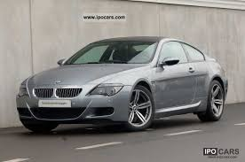 2007 bmw m6 horsepower 2007 bmw m6 coupe car photo and specs