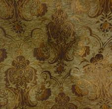 Renaissance Home Decor Chenille Damask Fabric Renaissance Home Decor Upholstery Color