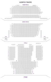 aldwych theatre seating plan london boxoffice co uk